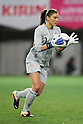 Hope Solo (USA), .April 1, 2012 - Football / Soccer : .KIRIN Challenge Cup 2012 .Match between Japan 1-1 USA .at Yurtec Stadium Sendai, Miyagi, Japan. .(Photo by Daiju Kitamura/AFLO SPORT) [1045]..