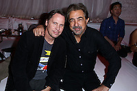 HOLLYWOOD, LOS ANGELES, CA, USA - AUGUST 18: Don Harvey, Joe Mantegna at the Los Angeles Premiere Of Lionsgate Films' 'The Prince' After Party held at Supperclub on August 18, 2014 in Hollywood, Los Angeles, California, United States. (Photo by Xavier Collin/Celebrity Monitor)