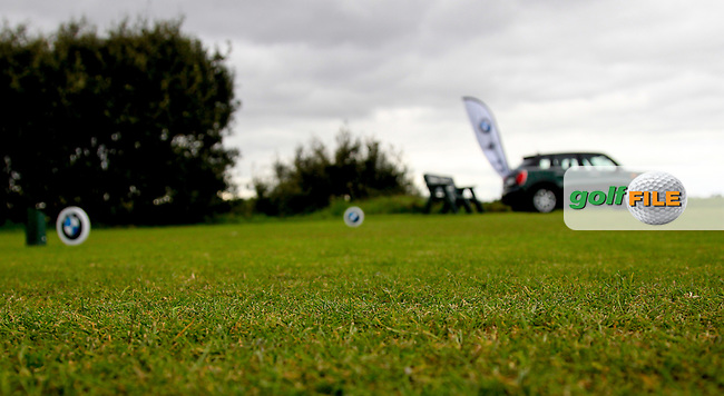 The BMW Eastern Open St Annes Golf Club, North Bull, Dublin. 27/04/2017.<br /> Picture: Golffile | Fran Caffrey<br /> <br /> <br /> All photo usage must carry mandatory copyright credit (&copy; Golffile | Fran Caffrey)