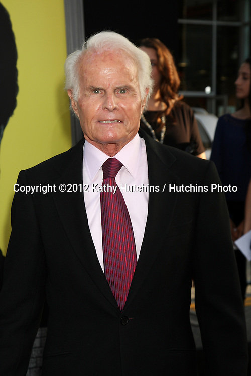 "LOS ANGELES - MAY 7:  RIchard Zanuck arrives at the ""Dark Shadows"" - Los Angeles Premiere at Graumans Chinese Theater on May 7, 2012 in Los Angeles, CA"