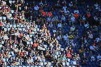 21st July 2020, Parc de Princes, Paris, France; Friendly club football, PSG versus Celtic;   Fans of PSG