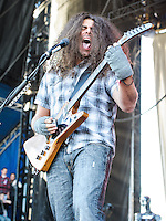Coheed and Cambria at Voodoo 2012