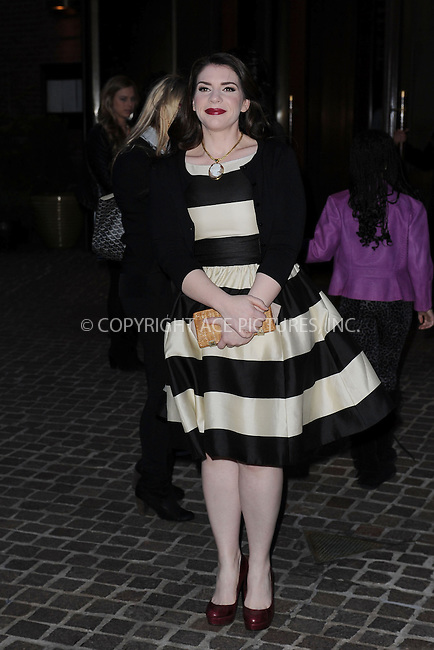 WWW.ACEPIXS.COM . . . . . .March 27, 2013...New York City...Stephenie Meyer attends a screening of 'The Host' at Tribeca Grand Hotel on March 27, 2013 in New York City. ....Please byline: KRISTIN CALLAHAN - WWW.ACEPIXS.COM.. . . . . . ..Ace Pictures, Inc: ..tel: (212) 243 8787 or (646) 769 0430..e-mail: info@acepixs.com..web: http://www.acepixs.com .