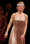Kelli O'Hara.during the Broadway Opening Night Curtain Call for  'Nice Work If You Can Get It' at the ImperialTheatre on 4/24/2012 in New York City.