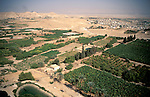 Palestinian territories, Jordan Valley, a view of Jericho