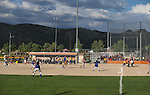 AWS World Series action at Edmonds Sports Complex, in Carson City, Nev., on Friday, July 11, 2014.<br /> Photo by Cathleen Allison
