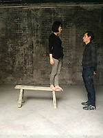 Leon Platt, Performance trip to China