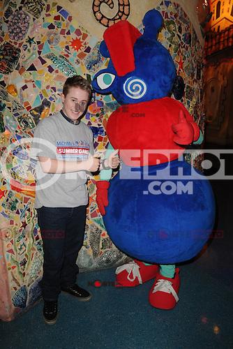MIAMI, FL - JULY 28: Reed Alexander visits the opening of the 2012 Summer Olympics and MCM's newest exhibit, MiChiMu's Summer Games at Miami Childrens Museum on July 28, 2012 in Miami, Florida. &copy;&nbsp;mpi04/MediaPunch Inc. /NortePhoto.com<br /> <br /> **SOLO*VENTA*EN*MEXICO**<br />  **CREDITO*OBLIGATORIO** *No*Venta*A*Terceros*<br /> *No*Sale*So*third* ***No*Se*Permite*Hacer Archivo***No*Sale*So*third*&Acirc;&copy;Imagenes*con derechos*de*autor&Acirc;&copy;todos*reservados*.