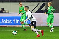 Omar Mascarell (Eintracht Frankfurt) - 26.01.2018: Eintracht Frankfurt vs. Borussia Moenchengladbach, Commerzbank Arena