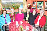 At the annual Dromid Community Christmas party organized by the I.C.A. held in the Inny Tavern on Sunday last were l-r; Abbie O'Sullivan, Noreen Moran, Cathleen O'Neill, Nora Bradley, Mary Jones & Rita O'Leary.