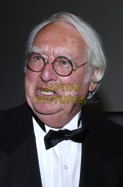 "RICHARD MEIER.The 39th annual ""The Party in the Garden"" at the Museum of Modern Art, New York City, New York, USA..May 15th, 2007.headshot portrait bow tie glasses .CAP/ADM/BL.©Bill Lyons/AdMedia/Capital Pictures *** Local Caption ***"