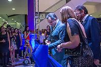 PARNAÍBA - PI - 24.02.2014 - INAUGURAÇÃO PARNAÍBA SHOPPING -Na foto o prefeito de Parnaíba  Florentino Neto durante a inauguração do Parnaíba Shopping. Artistas políticos e autoridades compareceram à inauguração de shopping na cidade de Parnaíba no PI na noite desta segunda-feira 24, o shpping é o primeiro shoppin center da cidade e tem como dono o ex Governador, ex Senador pelo Piauí, Freitas Neto. (Foto: Jardiel Carvalho/Brazil Photo Press).