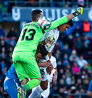 2020.01.04 La Liga Getafe VS Real Madrid CF