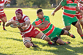 Counties Manukau Club Rugby 2018