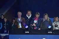 SCHAATSEN: AMSTERDAM: Olympisch Stadion, 10-03-2018, WK Allround, Coolste Baan van Nederland, ouders Ireen Wüst (NED), ©foto Martin de Jong
