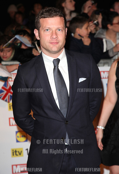 Dermot O'Leary arriving for the 2012 Pride of Britain Awards, at the Grosvenor House Hotel, London. 29/10/2012 Picture by: Alexandra Glen / Featureflash