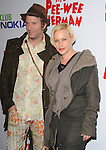Patricia Arquette & Thomas Jane at the The Pee-Wee Herman Show Opening Night held at Club Nokia at L.A. Live in Los Angeles, California on January 20,2010                                                                   Copyright 2009 DVS / RockinExposures