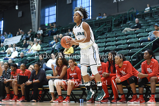 Tulane downs Houston, 82-56.