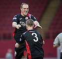 Clyde FC v East Stirlingshire FC 15th Dec 2012