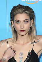 LOS ANGELES, CA - MARCH 6: Paris Jackson at the Woled Premiere of Gringo at L.A. Live Regal Cinemas in Los Angeles, California on March 6, 2018. <br /> CAP/MPIFS<br /> &copy;MPIFS/Capital Pictures