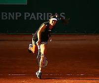 ANA IVANOVIC (SRB)<br /> <br /> Tennis - French Open 2015 -  Roland Garros - Paris -  ATP-WTA - ITF - 2015  - France <br /> <br /> &copy; AMN IMAGES
