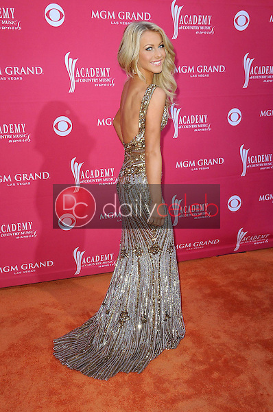 Julianne Hough<br />