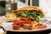 BurgerKultour Restaurant, Eimsb&uuml;tteler Chaussee 75, Hamburg-Sternschanze, Deutschland, Europa<br /> BurgerKultour Restaurant, Eimsb&uuml;tteler Chaussee 75, Hamburg-Sternschanze, Germany, Europe