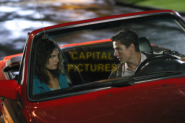 "ALEXA DAVALOS & SEAN FARIS.in Reunion.""1987"" .*Editorial Use Only*.www.capitalpictures.com.sales@capitalpictures.com.Supplied by Capital Pictures."