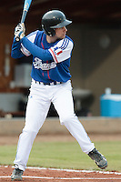 17 August 2010: Sebastien Duchossoy of Team France is seen at bat during the Czech Republic 4-3 win over France, at the 2010 European Championship, under 21, in Brno, Czech Republic.