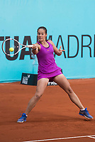 Russian Daria Kasatkina during Mutua Madrid Open Tennis 2017 at Caja Magica in Madrid, May 06, 2017. Spain.<br /> (ALTERPHOTOS/BorjaB.Hojas) /NORTEPHOTO.COM