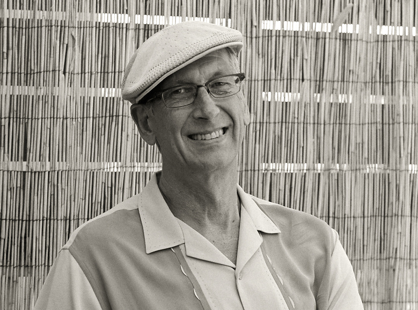 Kit Robinson, 2010.  Poet