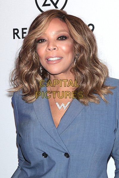 NEW YORK, NY - FEBRUARY 9: Wendy Williams attends Keds Centennial Celebration at Studio 548 on February 10, 2016 in New York City. <br /> CAP/MPI99<br /> &copy;MPI99/Capital Pictures