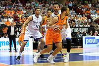 GRONINGEN - Basketbal, Nederland - Italie, WK kwalificatie 2019, Martiniplaza, 01-07-2018 Yannick Franke