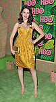 Alison Brie at the HBO's 62nd Emmy after party held at the Pacific Design Center West Hollywood, Ca. August 29, 2010