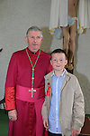 Andrew McCormack.after being confirmed by Bishop Michael Smith in Julianstown Church..Picture:  www.newsfile.ie ..
