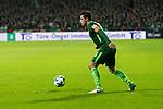 11.02.2018, Weserstadion, Bremen, GER, 1.FBL, SV Werder Bremen vs VfL Wolfsburg<br /> <br /> im Bild<br /> Zlatko Junuzovic (Werder Bremen #16), <br /> <br /> Foto &copy; nordphoto / Ewert