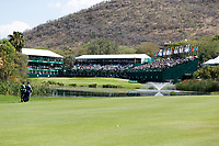 Louis Oosthuizen (RSA) on the 18th during the final round of the Nedbank Golf Challenge hosted by Gary Player,  Gary Player country Club, Sun City, Rustenburg, South Africa. 11/11/2018 <br /> Picture: Golffile | Tyrone Winfield<br /> <br /> <br /> All photo usage must carry mandatory copyright credit (&copy; Golffile | Tyrone Winfield)