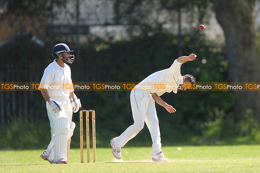 I Butt of Barking during Newham CC vs Barking CC, Essex County League Cricket at Flanders Playing Fields on 10th June 2017