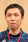 Yuichi Onda, APRIL 21, 2013 : The Building up Team Japan 2013 for Sochi at Ajinomoto NTC, Tokyo, Japan. (Photo by AFLO SPORT)
