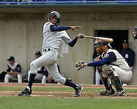 April 21, 2004:  Hector Made of the Battle Creek Yankees, Midwest League low-A affiliate of the New York Yankees, during a game at Memorial Stadium in Fort Wayne, IN.  Photo by:  Mike Janes/Four Seam Images