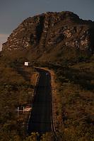 Ouro Preto_MG, Brasil...Rodovia MG 129 em Ouro Preto, Minas Gerais...The highway MG 129 in Ouro Preto, Minas Gerais...Foto: LEO DRUMOND / NITRO