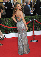 Sofia Vergara at the 20th Annual Screen Actors Guild Awards at the Shrine Auditorium.<br /> January 18, 2014  Los Angeles, CA<br /> Picture: Paul Smith / Featureflash