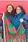 Michelle and Norma McKenna at the Crotta O'Neills Training on Sunday.