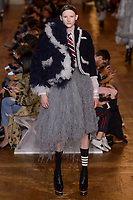 THOM BROWNE<br /> show at Spring/Summer 2018 Ready-to-Wear Fashion Show at Paris Fashion Week in Paris, France in October 2017.<br /> CAP/GOL<br /> &copy;GOL/Capital Pictures