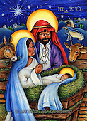 Interlitho, HOLY FAMILIES, HEILIGE FAMILIE, SAGRADA FAMÍLIA, paintings+++++,african american family,KL6079,#XR#,Theresa