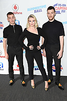 Clean Bandit<br /> at the Capital Summertime Ball 2017, Wembley Stadium, London. <br /> <br /> <br /> &copy;Ash Knotek  D3278  10/06/2017