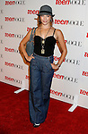 LOS ANGELES, CA. - September 18: Actress Amy Paffrath arrives at the Teen Vogue Young Hollywood Party at the Los Angels County Museum Of Art on September 18, 2008 in Los Angeles, California.