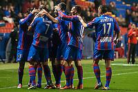 Levante - Malaga (12-1-2014)
