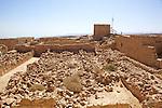 Storeroom Complex At Masada