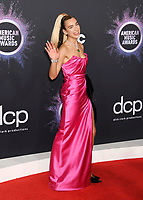 LOS ANGELES, CA - NOVEMBER 24: Dua Lipa attends the 2019 American Music Awards at Microsoft Theater on November 24, 2019 in Los Angeles, California, USA.<br /> CAP/ROT/TM<br /> ©TM/ROT/Capital Pictures